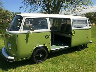 Lovely 1973 T2 RHD Bay Volkswagen - Day Camper with great air cooled 2.0 engine