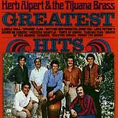 HERB ALPERT & TIJUANA BRASS Greatest Hits 1990 CD Spanish Flea Zorba the Greek