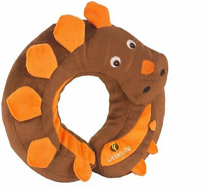Little Life LITTLELIFE ANIMAL SNOOZE PILLOW - DINOSAUR Toddler Accessory BNIP