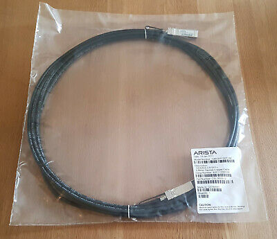 Bundle of Arista 10GBASE-CR SFP+ passive copper cables worth over £750!!!