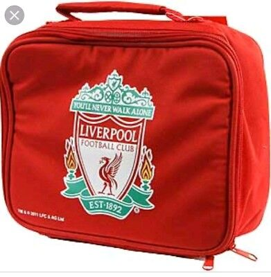 Official Liverpool FC Lunch Bag *back to school*