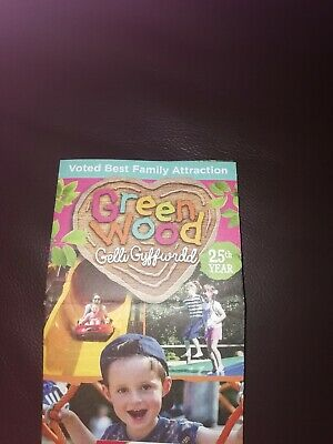 Greenwood Forest Park Family Ticket Attraction Park