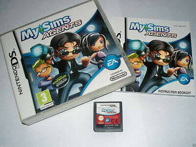 MYSIMS Game Series BOXED Nintendo DS/DSi/2ds/3ds Boys Girls GIFT Pick from List