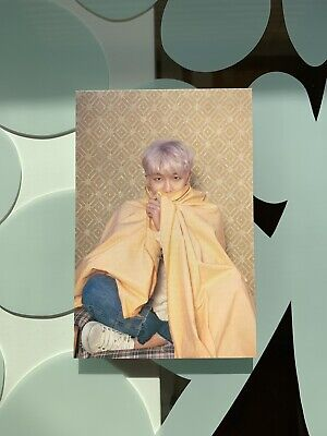 RM Official Postcard BTS Map Of The Soul: Persona