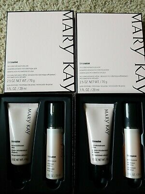 Mary Kay Timewise Microdermabration Plus Set Lot of Two sets! NEW