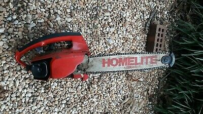 HOMELITE CHAINSAW OWNERS,OPERATING manual super 2,xl 2 Homelite