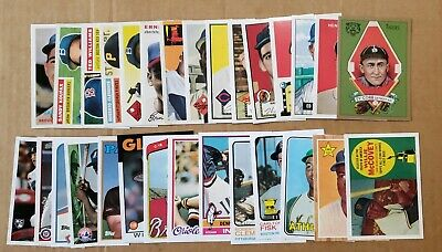 Lot of (29) - 2019 Topps Series 2 Iconic Card Insert - Trout, No Dupes