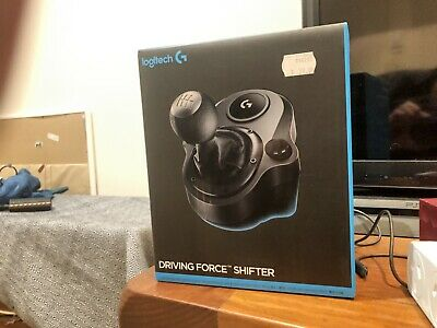 Logitech Driving Force Shifter Racing wheel- For G29 G920 PC Xbox Playstation