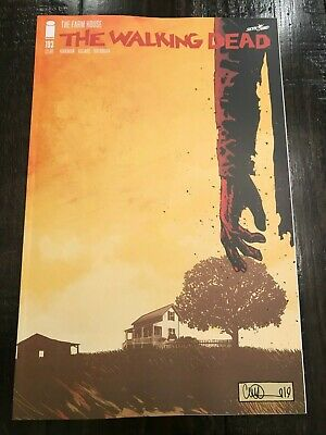 The Walking Dead #193 • 1st Print • Final Issue • 2019 Image Comics • NM