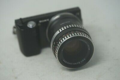 Sony E Mount Adapted 50Mm F1.8 Carl Zeiss Jena Pancolar M42 Prime Lens All A7