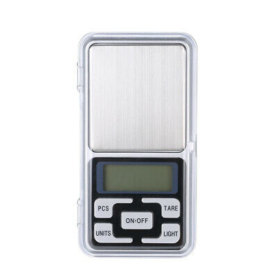 High Precision Mini Electronic Digital Scales Pocket Jewelry Gold Diamond R7U2