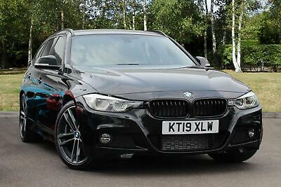 2019 BMW 3 Series 320d M Sport Shadow Edition Touring Diesel black Automatic