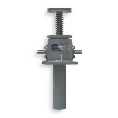 DUFF-NORTON M2555-3 Machine Screw Actuator,500 lb,3 In TVL