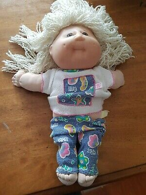 Vintage Cabbage Patch Doll  First Edition 1978  1982 Model  Head Model 2