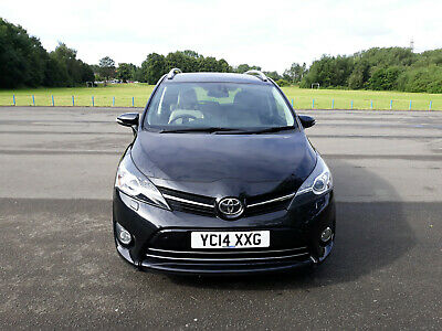 Toyota Verso 7-seater 1.6D 2014 62K miles