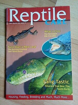 Reptile Care - issue 5 - May 2004