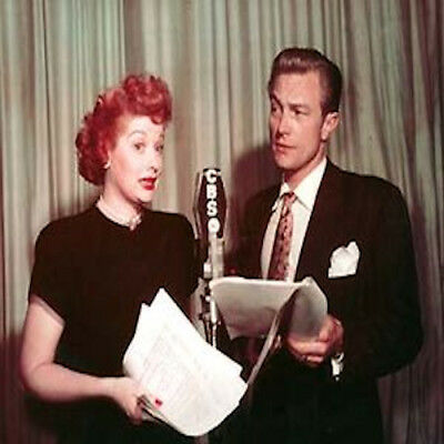 My Favorite Husband - Lucille Ball - OTR - 110 Episodes - 1 MP3 DVD