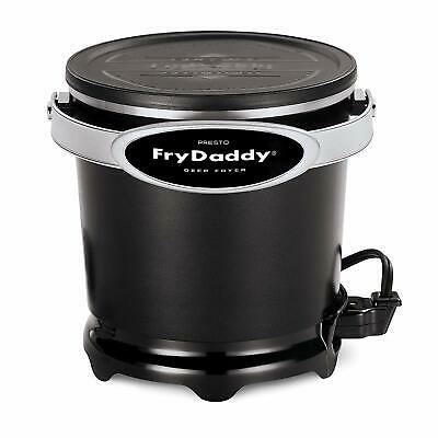 Presto 05420 FryDaddy Electric Deep Fryer Makes Delicious Fries,Chicken and More