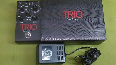 DigiTech TRIO Band Creator Guitar Effect Pedal