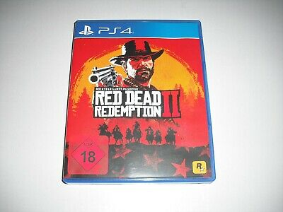 PS4 - Red Dead Redemption II 2 ** Playstation 4 USK 18
