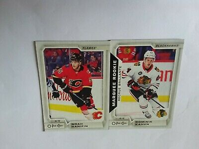 2018-2019 O-Pee-Chee Update Lot Of 19 Cards See List