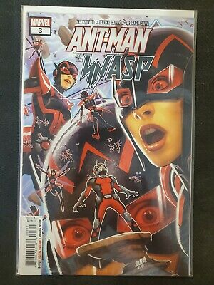 VF//NM MARVEL 2018 ANT-MAN AND THE WASP #1 1:10 MOVIE VARIANT