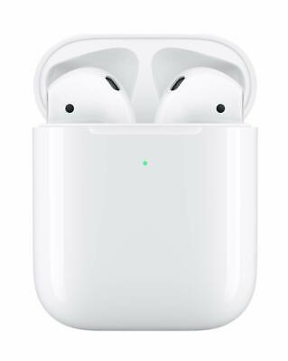 Apple AirPods with Wireless Charging Case (2nd Generation) MRXJ2AM/A Genuine