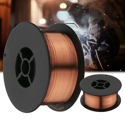 0.6mm 1KG Solder Wire Coppered Welding Wire Spool Mild Carbon Steel ER70S-6 Core