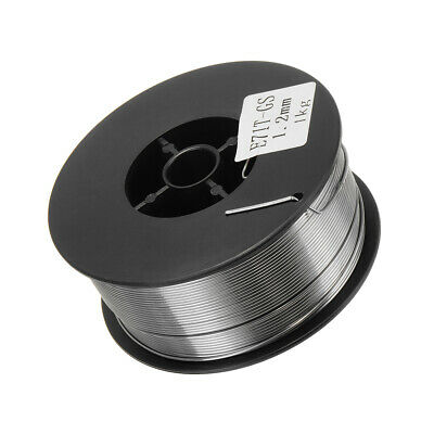 1kg Gasless Flux Cored MIG Soldering Welding Wire No Gas E71T-GS E71T-11 0.045 I