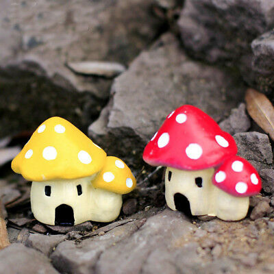 Miniature Ornament DIY Fairy Garden Micro Dollhouse Plant Pot Decor