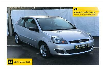 Ford Fiesta 1.25 2008 Zetec Climate, Only 31,000 Miles, Alloys, Immaculate