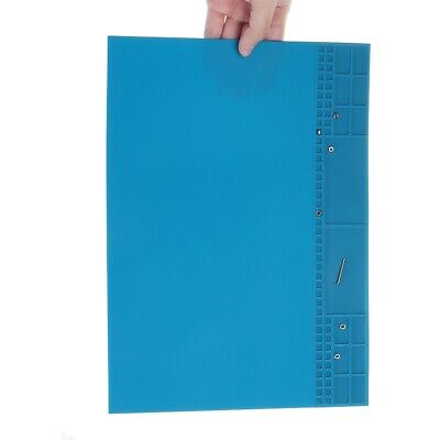 Magnetic Repair Heat Insulation Soldering Silicone Pad Maintenance Platform with