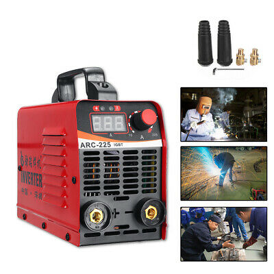 ARC-225 10-225AMP 240V Welding Machine LCD MMA Portable Stick Welding Inverter