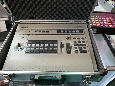 Panasonic WJ-MX20 Digital AV Mixer Production Switcher