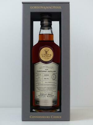 Glenturret 2004 G&M Gordon & MacPhail 14yo whisky Connoisseurs Choice 296 btls