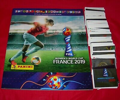 France 2019 FIFA Women's World Cup Panini Stickers CHOOSE your Player # Team 480