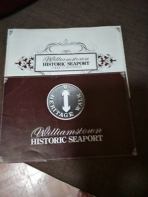 Williamstown Historic Seaport 2 Leaflets