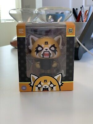 AGGRETSUKO STAR EYES SANRIO FIGURE THE LOYAL SUBJECTS 2019 SDCC EXCLUSIVE InHand