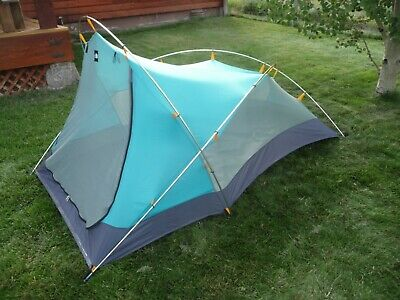 North Face Tadpole - 2 Person - 3 Season Backpacking Tent - Used