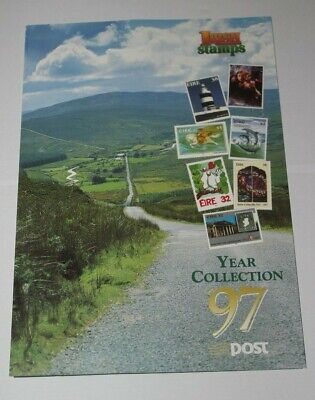 Ireland: 1997  Official An Post Stamp Presentation Year Pack – 44 Mint stamps
