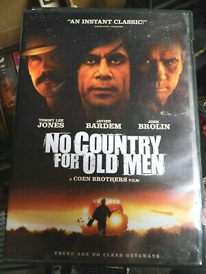 No Country For Old Men Dvd 2008 3 Disc 2007 Best Picture