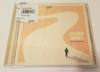 Bruno Mars - Doo-Wops and Hooligans [New CD]