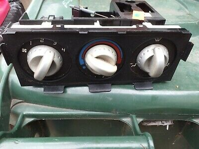 Mg Tf Mgf Mk2 Heater Control Knobs