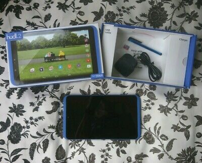 Tesco Hudl 2 16GB, Wi-Fi The Jazzy Blue One great condition!