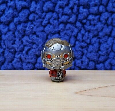 Pint Sized Heroes Guardians Of The Galaxy Masked Star Lord Vinyl Figure Mint