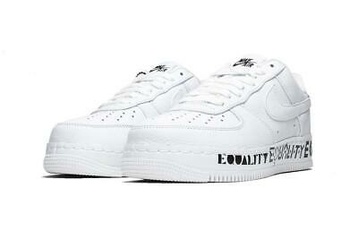 NIKE AIR FORCE 1 Low Equality limitiert Dead Stock EUR 99