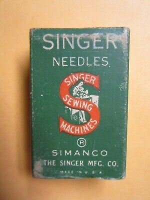 75- 16x3 Cloth Sewing Machine Needles Singer  sz. 14