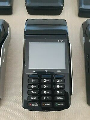 Pax D 210 Mobile Terminal -D210 Wifi Bluetooth Gprs