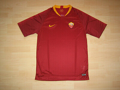As Roma Rom Fussballtrikot 2018 2019 Home In L Large Fussball