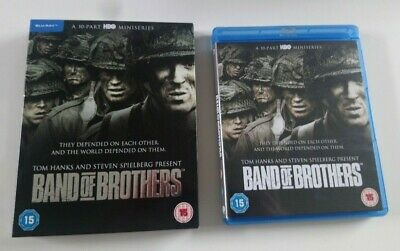 Band of Brothers - Blu-Ray - Complete Series Box Set - HBO - Rare Slim Edition